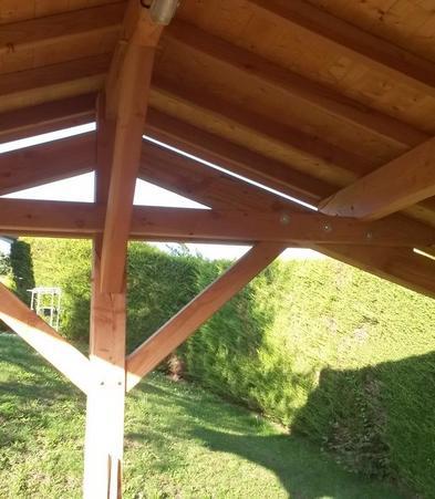 surélévation maison bois Rive-de-Gier et Mornant